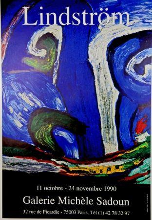 オフセット Lindstrom - Galerie Michele Sadoun