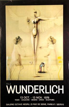 オフセット Wunderlich - Galerie Octave Negru
