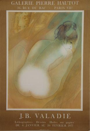リトグラフ Valadie - Galerie Pierre Hautot