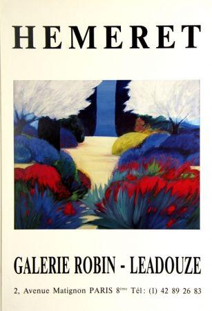 オフセット Hemeret  - Galerie Robin Leadouze
