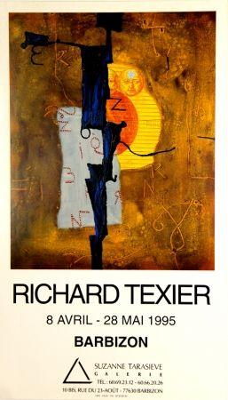 オフセット Texier - Galerie Suzanne Tarasieve