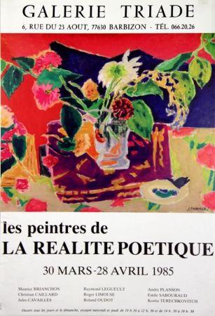 オフセット Cavailles - Galerie Triade