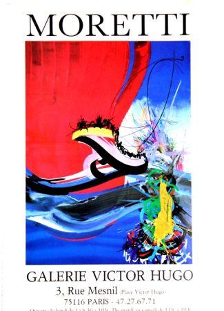 オフセット Moretti - Galerie Victor Huho
