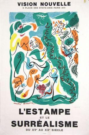 リトグラフ Masson - Galerie Vision Nouvelle