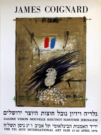 リトグラフ Coignard - Galerie Vision Nouvelle