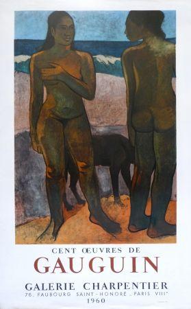 リトグラフ Gauguin - Gauguin - Galerie Charpentier