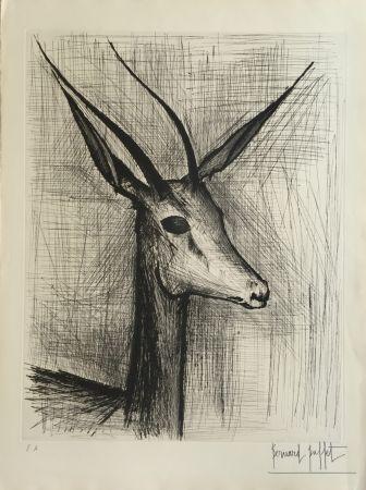 エッチング Buffet - Gazelle