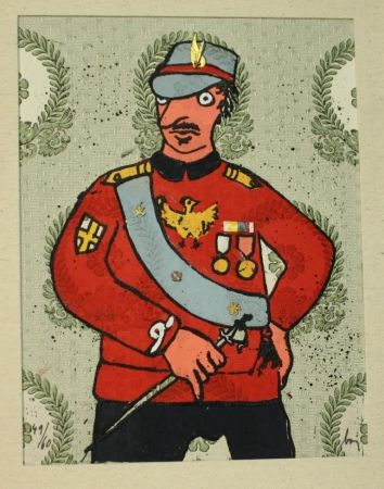 エッチング Baj - Generale