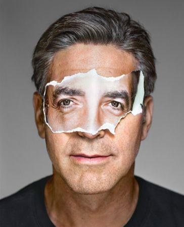 写真 Schoeller - George Clooney