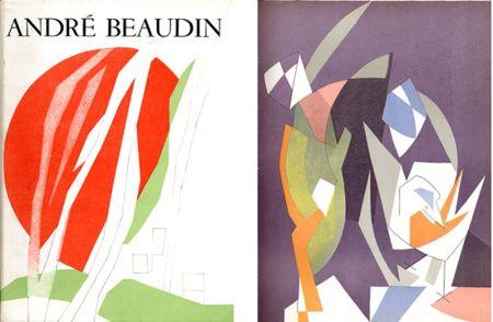 挿絵入り本 Beaudin - Georges Limbour : ANDRÉ BEAUDIN, avec 9 lithographies originales en couleurs (1961).