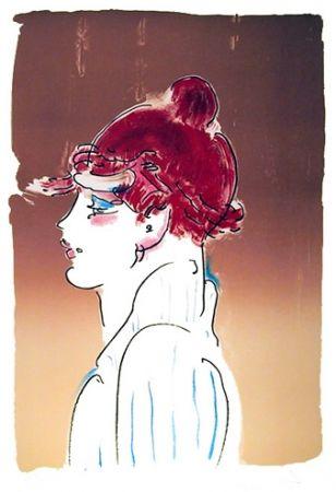リトグラフ Max - Girl From Ibiza