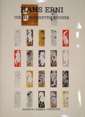 挿絵入り本 Erni - GIROUD, Jean-Charles. Hans Erni. Werkverzeichnis der illustrierten Bücher.