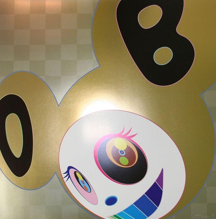 オフセット Murakami - Gold Mr DOB – And Then Golden