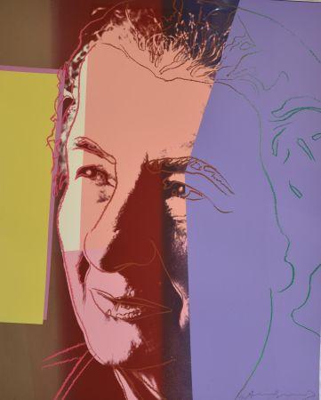 シルクスクリーン Warhol - Golda Meir (FS II.233) Trial Proof