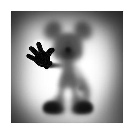 デジタル版画 Burdon - Gone Mickey