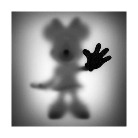 デジタル版画 Burdon - Gone Minnie