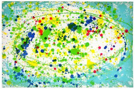 リトグラフ Ting - Good Morning (turquoise)