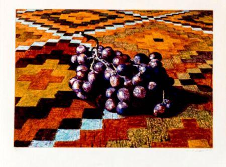 シルクスクリーン Nesbitt - Grapes