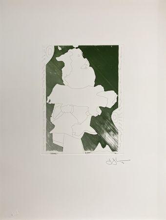 彫版 Johns - Green Angel