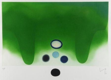 アクチアント Pasmore - Green Darkness