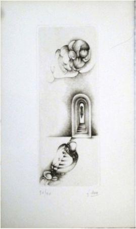 彫版 Deux - Gris 4
