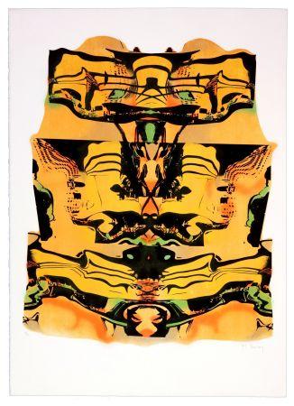 リトグラフ Bury - Guggenheim