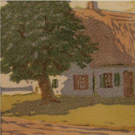 木版 Mass - Hütte / Cottage
