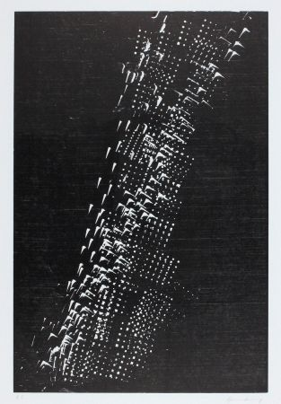 木版 Hartung - H-1-1976