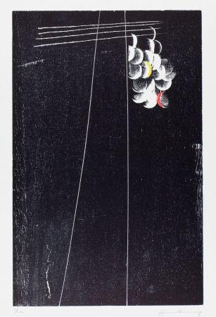 木版 Hartung - H-20-1973