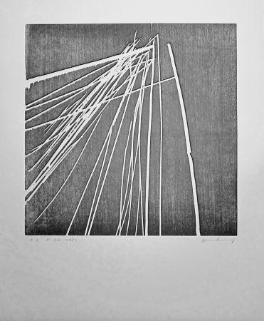 木版 Hartung - H 1973-21