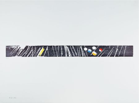 木版 Hartung - H 1973-23