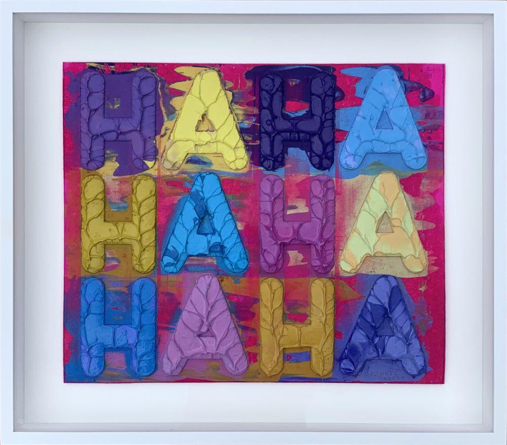 モノタイプ Bochner - Ha Ha Ha