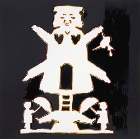 シルクスクリーン Warhol - Hans Christian Andersen 2