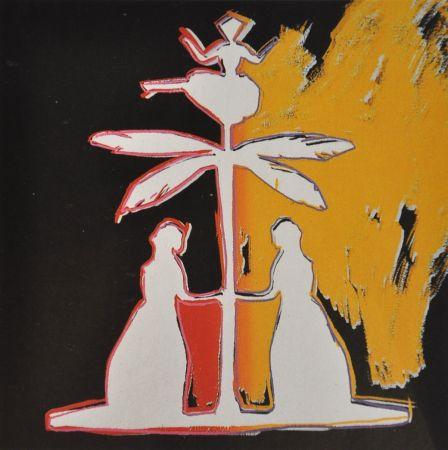 シルクスクリーン Warhol - Hans Christian Andersen FS II.399