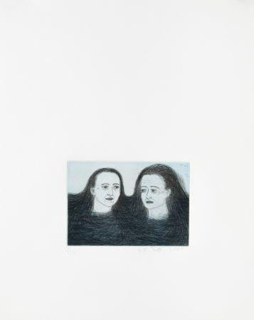 彫版 Smith - Heads in water
