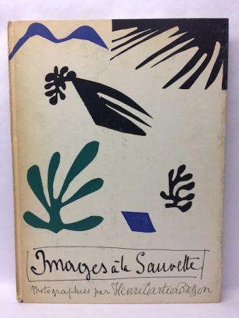 挿絵入り本 Matisse - Henri CARTIER-BRESSON – Images à la sauvette – Éditions Verve, 1952.