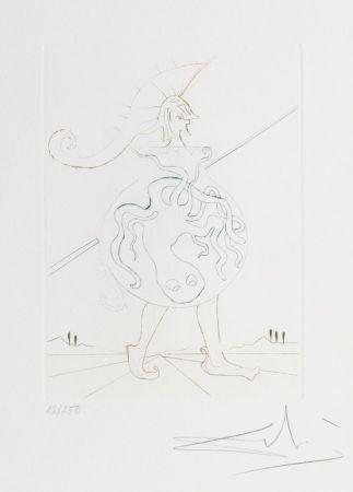 彫版 Dali - Henry V from Much Ado about Shakespeare
