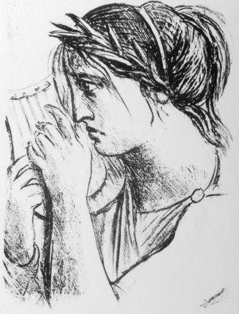 リトグラフ Messina - Hermione Oresti