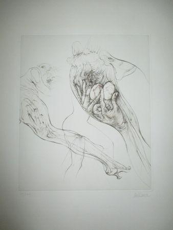 彫版 Bellmer - Histoire'  De L'oeil