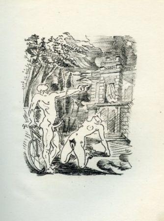 挿絵入り本 Masson - Histoire de l'oeil, par Lord Auch