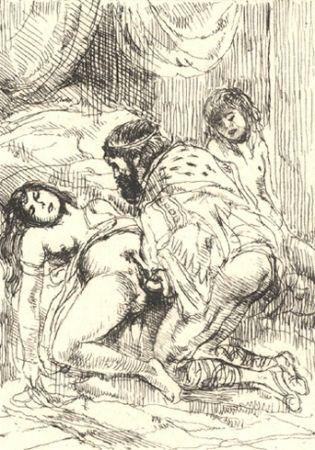 挿絵入り本 Brouet - Histoire du roi Gonzalve et des douze princesses