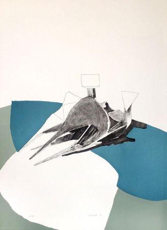 リトグラフ Chadwick - Homage to Picasso