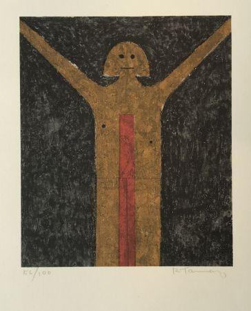 リトグラフ Tamayo - Hombre (Man)