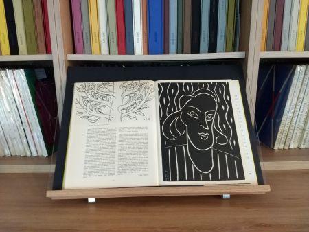 挿絵入り本 Matisse - Hommage