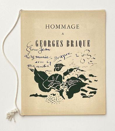 リトグラフ Braque - Hommage à Georges Braque