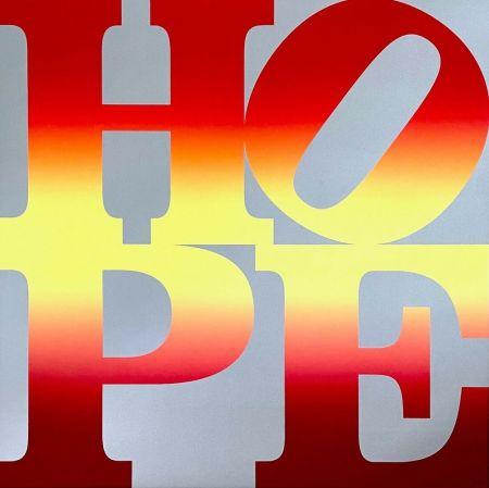 シルクスクリーン Indiana - Hope/Autumn