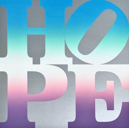 シルクスクリーン Indiana - Hope/Spring
