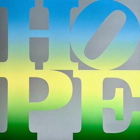 シルクスクリーン Indiana - Hope/Summer