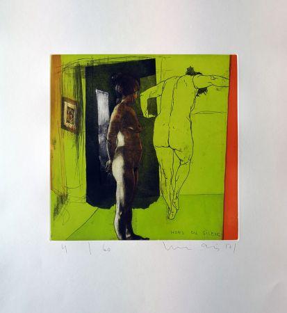 エッチングと アクチアント Mair - Hors du silence