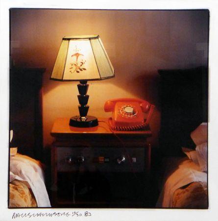 写真 Rauschenberg - Hotel Room